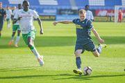 Геннадий Пасич назван лучшим игроком Олимпика в сезоне