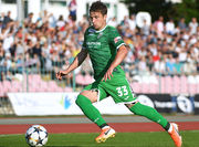 Кращим гравцем львівських Карпат в сезоні став Мякушко