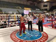 Украинец победил россиянина в финале КМ по кикбоксингу