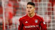 Манчестер Юнайтед хочет подписать Хамеса Родригеса