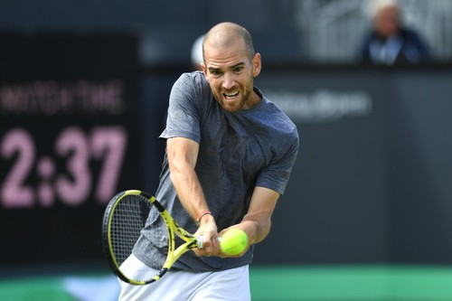 Маннарино с седьмой попытки выиграл турнир ATP