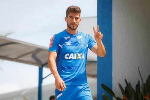Крузейро купит у Реала Лукаса Силву