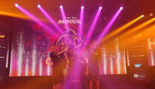 Ninjas in Pyjamas – чемпионы StarLadder Dota 2 Minor