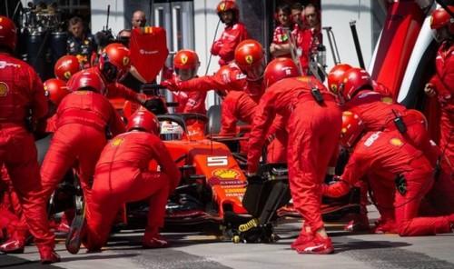 В Феррари считают, что сезон уже может быть потерян для команды