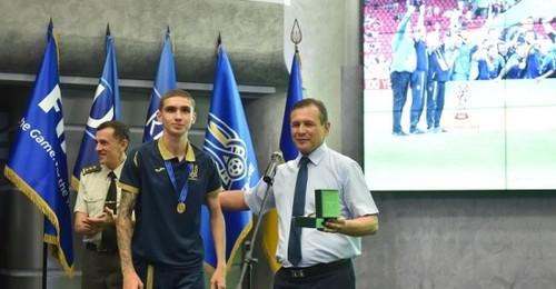 Кирилл ДРИШЛЮК: «После золота ЧМ хочу наконец заиграть в Александрии»