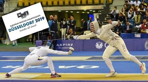 Чемпионат Европы по фехтованию. Смотреть онлайн. LIVE трансляция