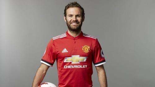 Манчестер Юнайтед согласовал новый контракт с Матой