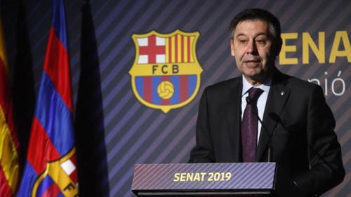 Президент Барселоны: «Переговоров с Гризманном не было»