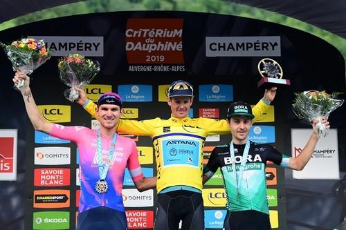 Победа Фугльсанга, травма Фрума. Итоги недели в велоспорте