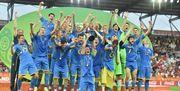 ВИДЕО. Триумф Украины U-20 и возвращение команды домой