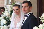 Холостяцкая жизнь закончена: Мхитарян женился в Италии