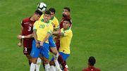 Бразилия – Венесуэла – 0:0. Видеообзор матча