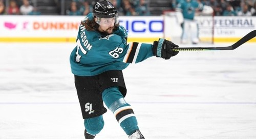 НХЛ. 8-летний контракт Эрика Карлссона и Сан-Хосе, обмен Рейнджеров