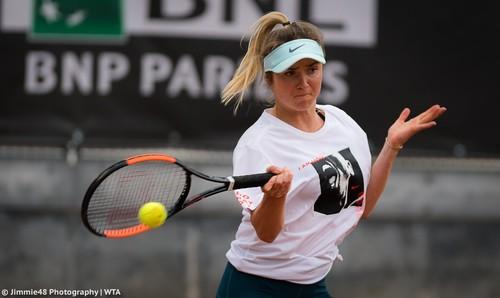 Свитолина заявилась на турнир WTA Premier в Сан-Хосе