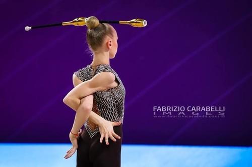ВИДЕО. Лучшие моменты чемпионата Украины по художественной гимнастике