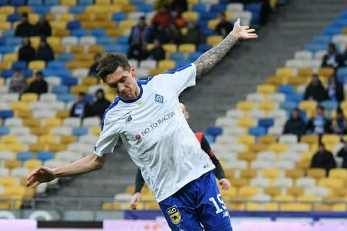 Денизлиспор начал переговоры с Динамо об аренде Гармаша