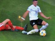Гравець збірної Австрії отримав страшну травму