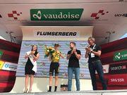 Тур Швейцарии. Толхук выиграл шестой этап