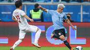 Кубок Америки. Уругвай и Япония разошлись миром