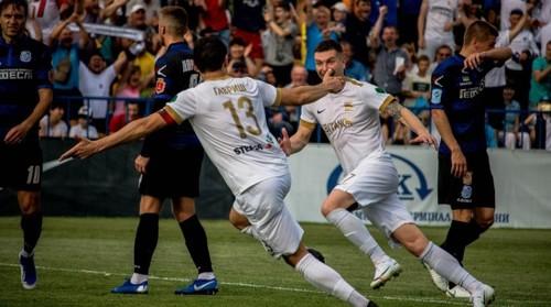 Колос будет готовиться к сезону УПЛ в Украине