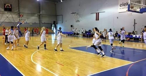Женская сборная Украины уступила Китаю в контрольном матче