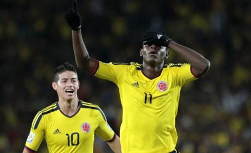 Кубок Америки. Колумбия дожала Катар