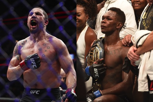 Уиттакер и Адесанья проведут бой за пояс на UFC 243