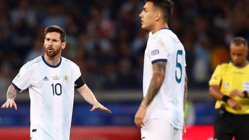 Лионель МЕССИ: «Будет безумием не выйти в плей-офф Кубка Америки»