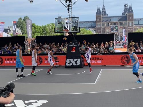 Чемпіонат світу з баскетболу 3х3. Україна обіграла Естонію