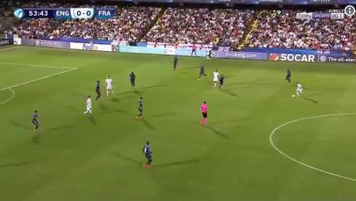 Игрок Манчестер Сити Фоден забил гениальный гол за сборную Англии
