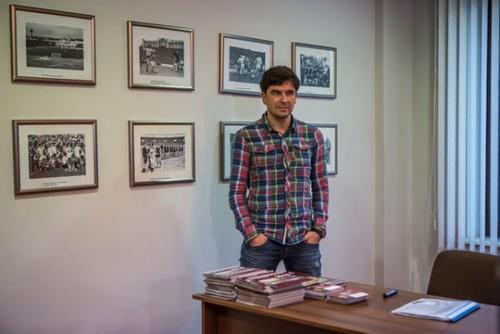 Помощник Хацкевича стал ассистентом в Рубине