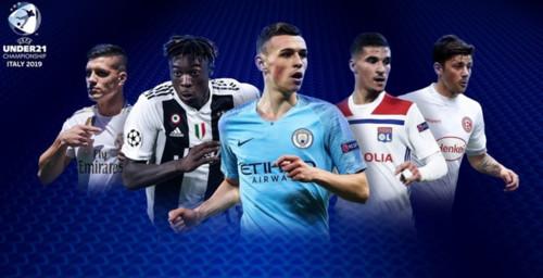 Яркое будущее футбола: 5 вундеркиндов чемпионата Европы-2019 U-21