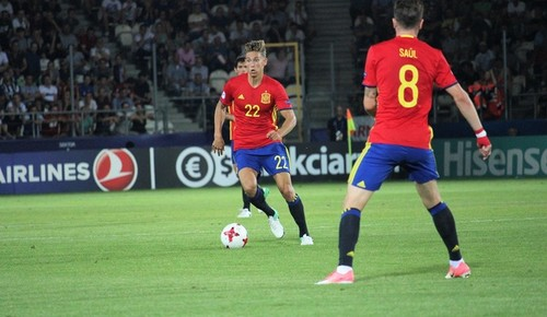 Льоренте подпишет 5-летний контракт с Атлетико