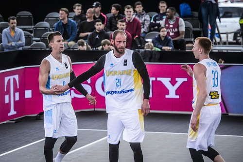 ЧС з баскетболу 3х3. Україна вийшла в чвертьфінал