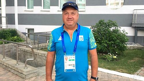Стал известен знаменосец сборной Украины на Европейских играх в Минске