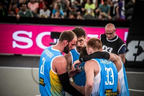 ВИДЕО. Как Украина в четвертьфинал чемпионата мира 3х3 выходила