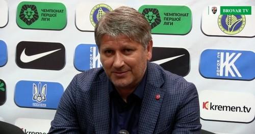 Ковалец останется тренером Оболони-Бровар