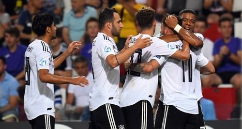 Евро U-21. Германия крупно обыграла Сербию, успех Дании
