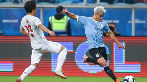 Кубок Америки. Уругвай і Японія розійшлися миром