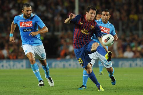 Наполи и Барселона сыграют два товарищеских матча в США