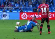 Испанский игрок нанес сопернику серьезную травму и расплакался
