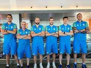 Европейские игры. Сборная Украины стартовала с победы над Францией