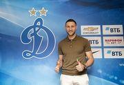 Ордець дебютував за московське Динамо