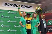 Тур Швейцарии. Берналь выиграл седьмой этап