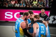 ЧМ по баскетболу 3х3. Украина вылетела в четвертьфинале
