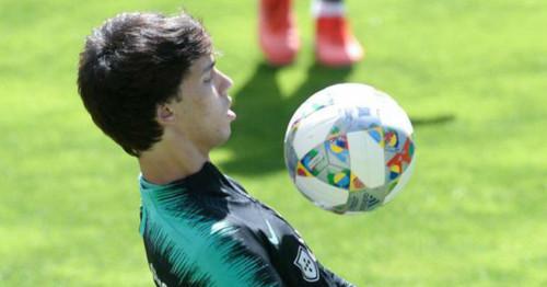 Атлетико отдаст за Фелиша более 120 миллионов евро