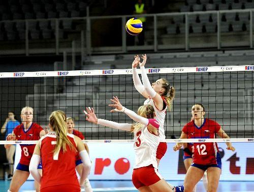 Чехия и Хорватия разыграют главный приз женской Золотой Евролиги