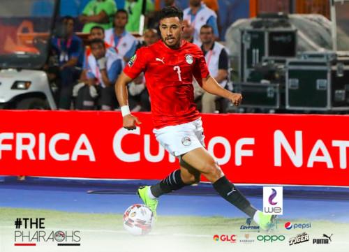 Великолепный гол Трезеге принес победу Египту