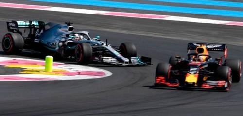 Боттас попереду Хемілтона в третій практиці Гран-прі Франції
