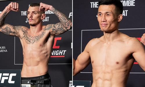 UFC. Ренато Мойкано – Корейский зомби. Прогноз и анонс на бой